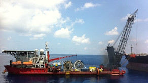 DP2 Dive Support Vessel with 240t crane