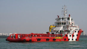 Quality AHTS with 69tBP for Sale in the Med