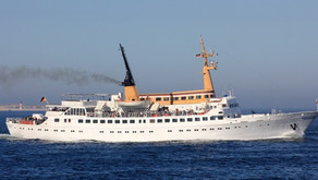 Beautiful Classic Passenger Ship now for sale