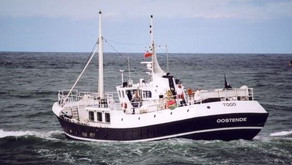 Converted North Sea Trawler offered for sale