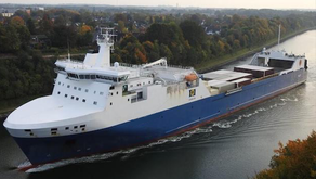 First Class RoRo Vessels for Sale
