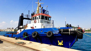 Singapore built Twin Screw Tug for Sale