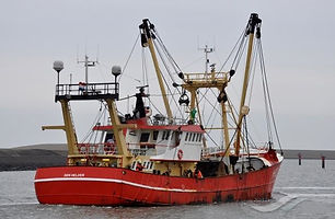 40m North Sea Fishing Trawler