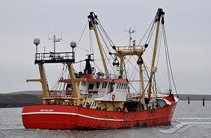 40m North Sea Fishing Trawler