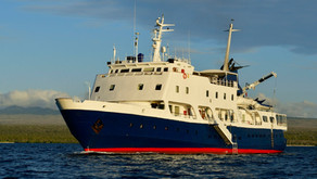 Small Luxury Cruise Ship now SOLD