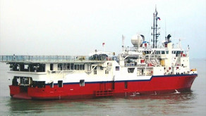 Seismic Research Vessel for Sale in SEA