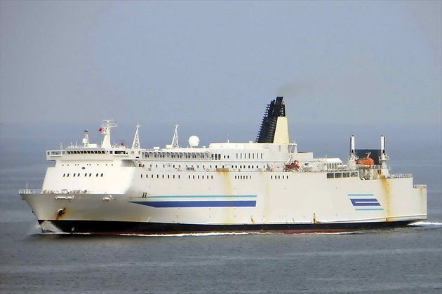 RORO passenger Ferry for sale in Japan