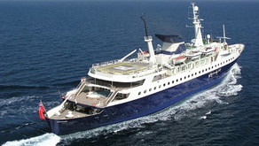 Superyacht Cruise Ship for Sale