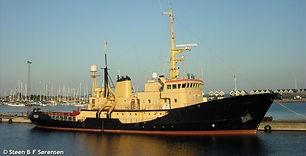 53m Guard Vessel