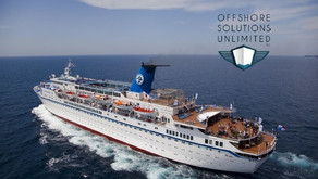 Classic Cruise Ship now for sale in Greece at reduced price