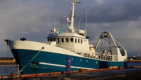 Iceland Trawler for Sale