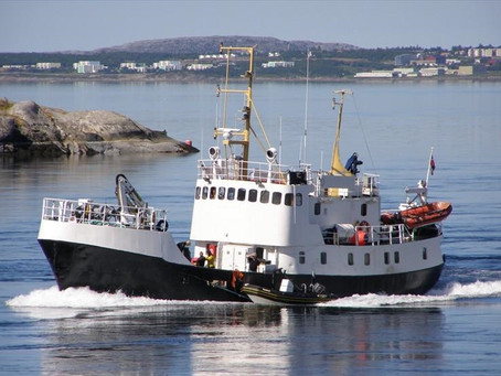 Small Expedition Vessel available in Norway