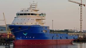MT designed DP3 Offshore Support Vessel for Resale