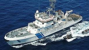 58m Patrol Vessel