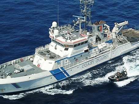 Ex.Frontex Patrol Vessel for Sale in the Baltic