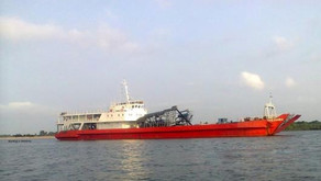 LCT with Helideck and Accommodation for Sale