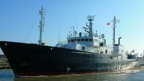 Research & Survey Ship for Sale in the UK