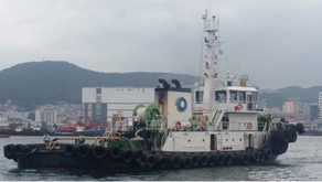 4000HP Ocean Tug from 2011 for Sale in Korea