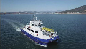 Crew Transfer (CTV) and Service Vessel for Sale in Korea