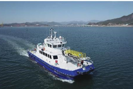 Crew Transfer (CTV) and Service Vessel for Sale in Korea