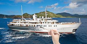 70m Converted Superyacht