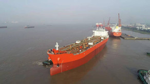 Tier II MR Tanker Re-sale from quality Shipyard in China