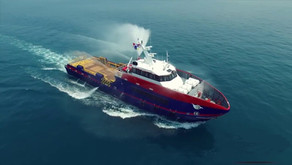 72 pax Crewboat Resale from Singapore