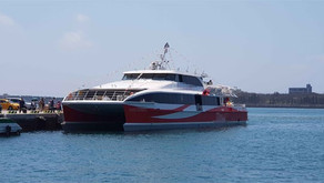 Modern HSC Catamaran for 400 passengers for sale in SEA