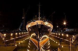 150m Presidential Yacht