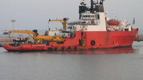Dive Support Vessel with SatDive System