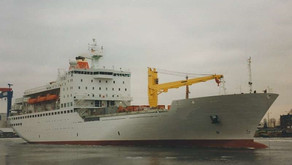 Cruise & Cargo Ship for Sale