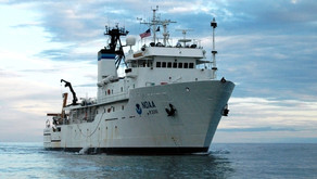 T-Agos Research Vessel for sale