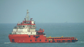 DP1 Anchor Handler with 100t BP from 2010