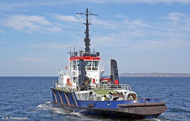 Voith Schneider Tractor Tug for Sale