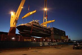 Norwegian 2002 built Catamaran HSC Ferry for sale in the