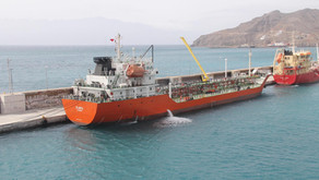 3550dwt Oil/Product Tanker for Sale in Cabo Verde