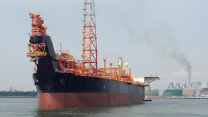 Aframax Size FPSO converted by Keppel in Singapore for sale