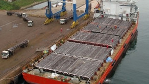 DP1 Open Deck Carrier with 25.5m beam