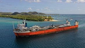 Semi-Sub Carrier or Floating Dock offered for sale
