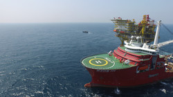 140m DP3 IMR Vessel