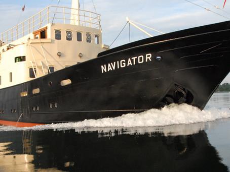 Superb Yacht Conversion for Sale