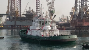 Dual Fuel (LNG) ASD Tug with 60t BP for Sale
