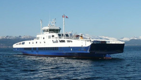Double End LNG powered Ferry for Sale