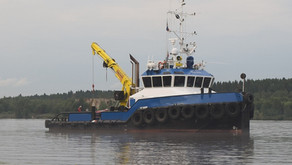 Shoalbuster 2609 Shallow DraftTug from 2007 for Sale