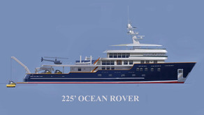 Ideal Superyacht Conversion Candidate