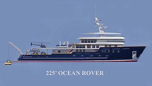 69m Yacht Conversion