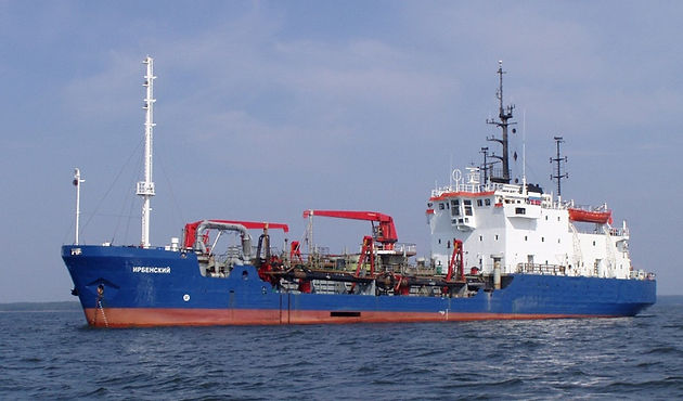 European built Trailing Suction Hopper Dredgers for sale in