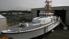 New Patrol/Security Vessel for sale