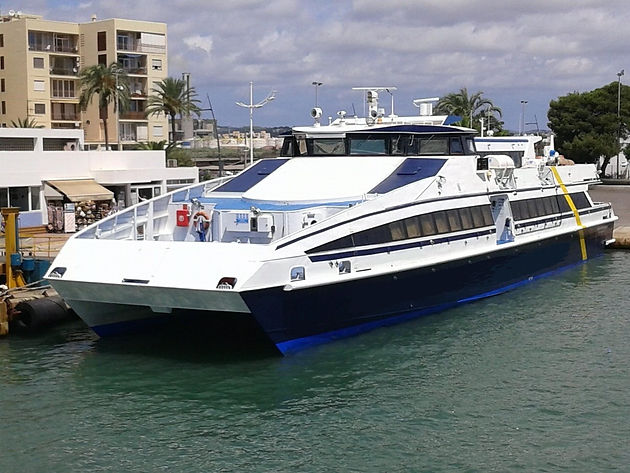 HSC 2000 Fast Ferry for sale in Spain