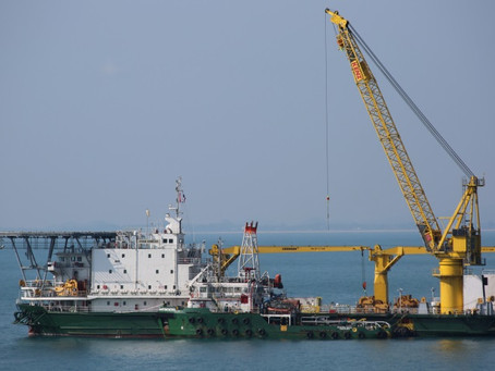 Offshore Support and Maintenance Vessel for Sale